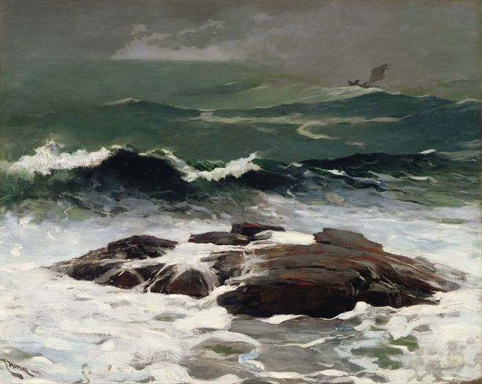 963px-Winslow_Homer_Summer_Squall